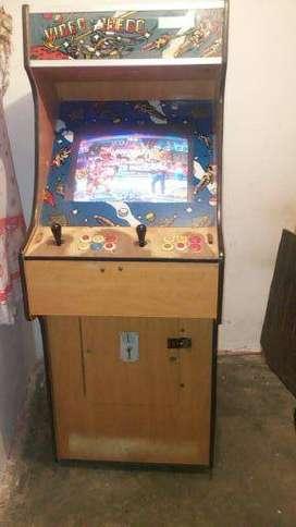 Maquinas de video juegos