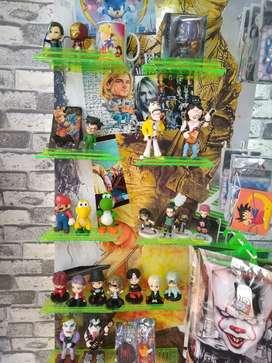 Figuras de colección anime -Comics-personajes