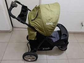 Coche Kiddy 3 Ruedas