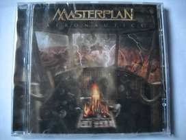 masterplan aeronautics cd sellado