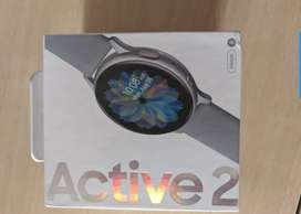 Samsung Galaxy Watch Active 2, 44mm, condición 10/10