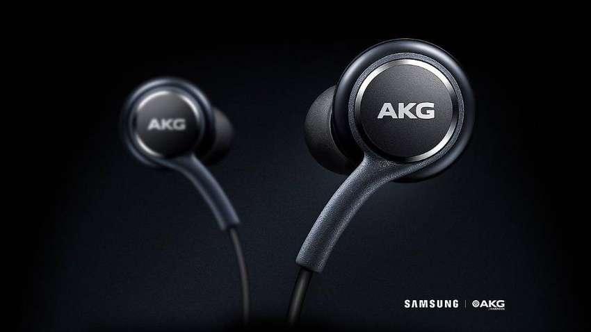 Auricular Samsung Original Manos libres AKG p S6 S6 edge S7 S7 Edge J7 J7 2016 J7 Pro J7 prime 0