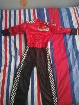 Disfraz Infantil Piloto de Carreras