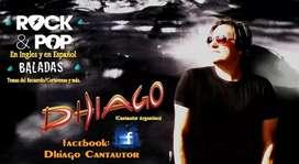 Dhiago show musical profesional