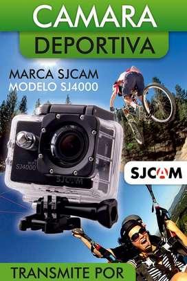 Cámara Sj4000 wifi Sjcam Original Full Hd 1080p2 Baterias