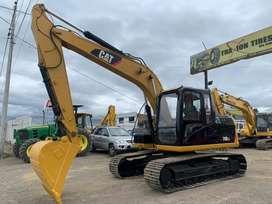 Excavadora Caterpillar 312D2L 2013