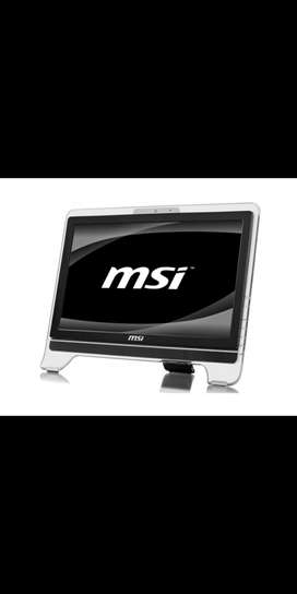 MSI ALL IN ONE TACTIL