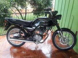 Moto Honda CG125 titan