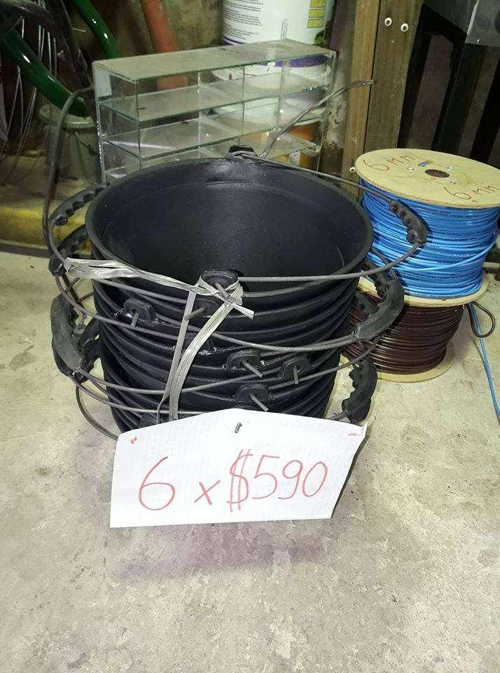 baldes de albañil x 6 unidades ofertaaa 0
