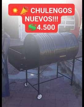 CHULENGOS NUEVOS !!!