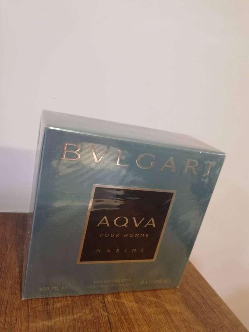 perfume bvlgari aqva pour homme marine 0
