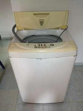 Lavadora LG barata
