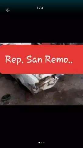 Repuestos  San Remo