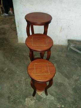 Fabricación de ventas muebles al por mayor y menor