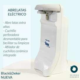 Abrelatas eléctrico