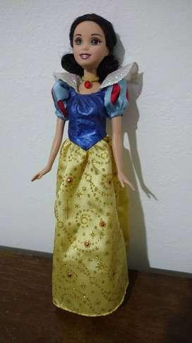 Barbie Blancanieves