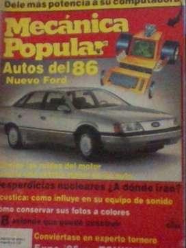 mecánica popular