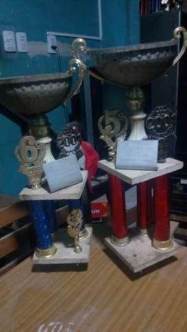 Trofeos de carreras