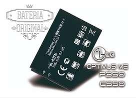 Bateria Lg C550 P350 Optimus Bl-42fn Original