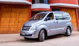 VENDO HYUNDAI H1 FULL 2017