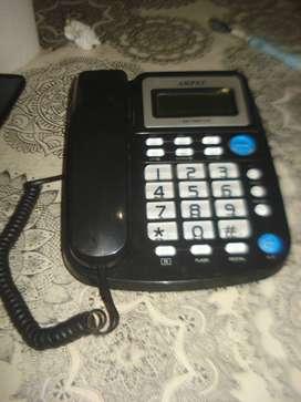 Telefono De Linea Arpat Kx T5001 Cid Manos Libres No Envio