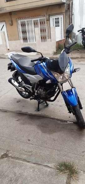 Moto 4 tiempos discover