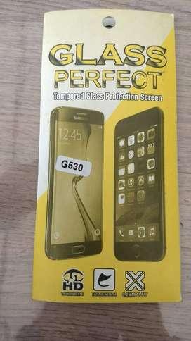 Vidrio templado para celular Samsung