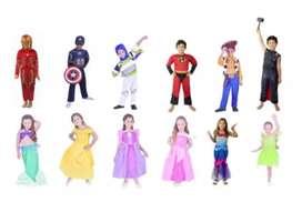 Disfraces personajes niños originales