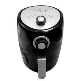 Freidora de aire 2.2 litros marca universal royal