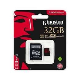 MICRO SD KINGSTON U3 32 GB 4K