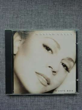 "Cd Mariah Carey ""Music Box"""