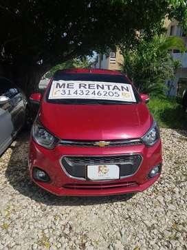 Rento Carro por Dias Chevrolet Camioneta
