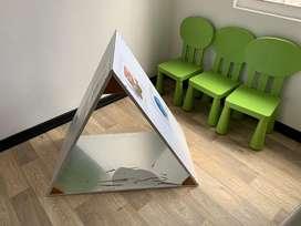 Triangulo Prisma