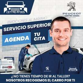 CENTRO ESPECIALIZADO DE SERVICIO PEUGEOT