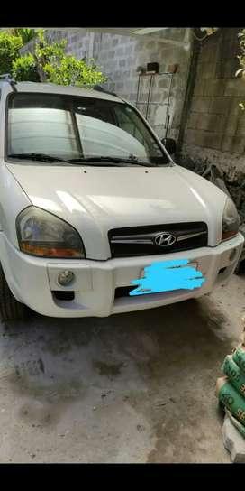 Hyundai Tucson Blanco en excelente estado único dueño