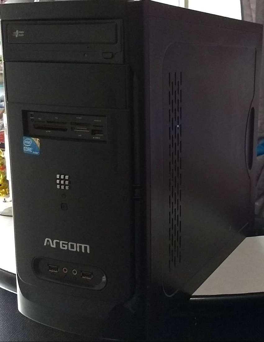 Torre Intel Core I5 Perfecta Nueva