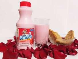 Venta de yogurt Paraiso 100% saludable de diferentes tamaños, precios y sabor