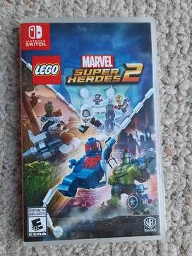 Lego Marvel Super Heroes 2 / Nintendo Switch Físico