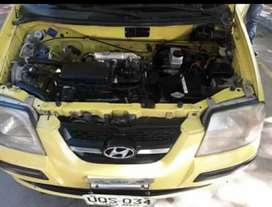 Vendo hermoso Taxi Atos prime gl, mod 2011, ubicado en la ciudad de santa marta