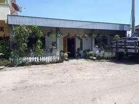 Vendo casa en playa de Crucita