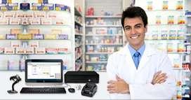 Se Necesita vendedor con experiencia para Droguería