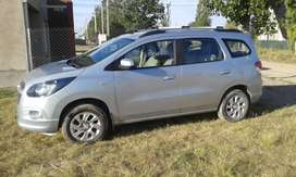 Chevrolet Spin ltz 2012