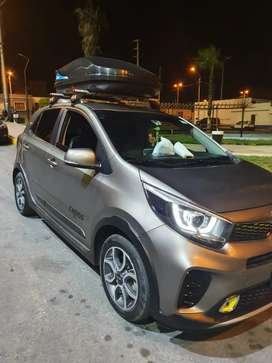 SE VENDE KIA PICANTO CROSS 2020 $/10.500, 4×2,  gasolina, Huaycán Ate vitarte paradero HC