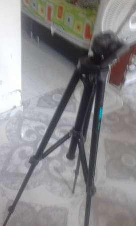 Trípode para cámara fotográfica y de videos