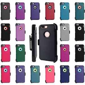 Estuche Otterbox Defender Iphone 6-6S Colores