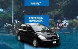 S/ 70 DIARIO PAGALO EN SOLO 3 AÑOS NISSAN TIIDA// 2015 // GNV - PLAN TAXI // ALQUILER VENTA