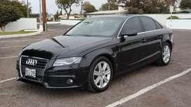 En venta, Audi A4 version top 2011 mod 2012