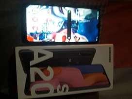 Samsung A20s libre de fabrica