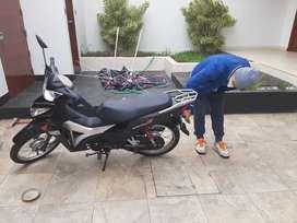 Moto Honda Wave S110