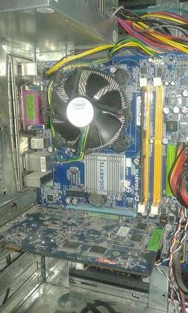 CPU: Intel Pentium dual CPUE2180 @ 2.00GHz 2.00GHZ